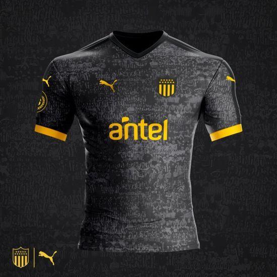 Уругвайський клуб випустив фантастичну форму, на якій зображені усі чемпіони команди в історії
