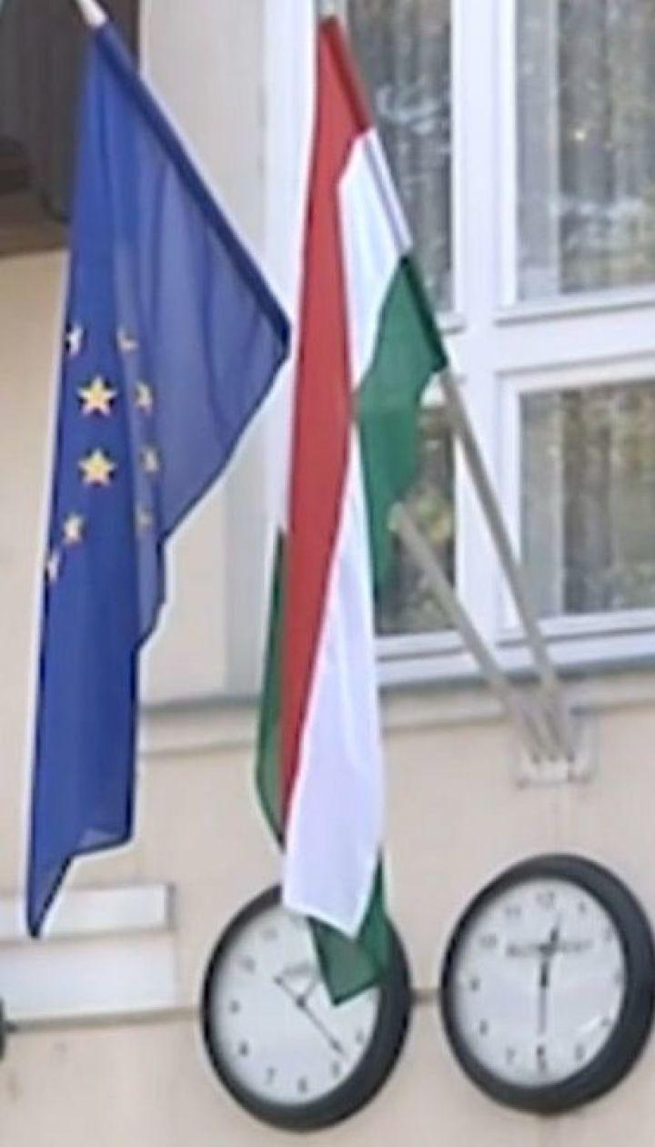 Нота протесту і висилка. Угорський консул на Закарпатті пакує речі