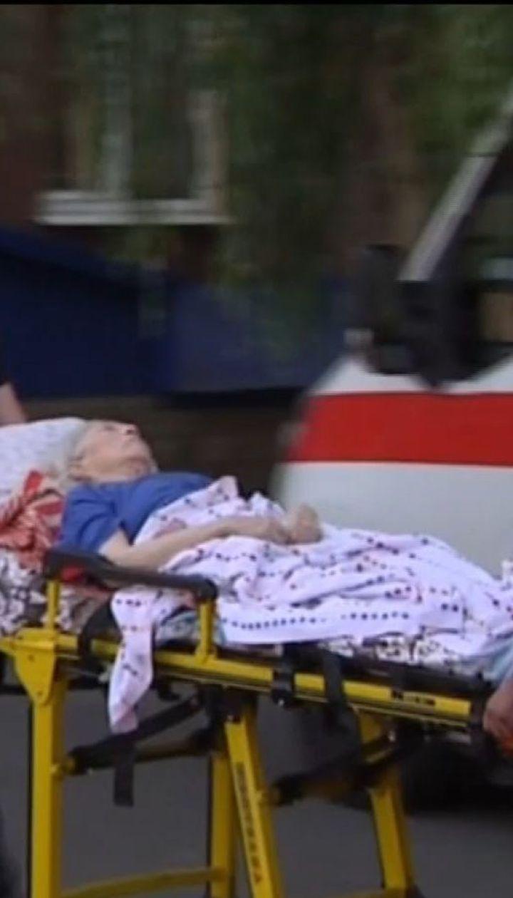 Супрун заявила, що транспортування пацієнтів повинно відбуватися тільки ногами вперед