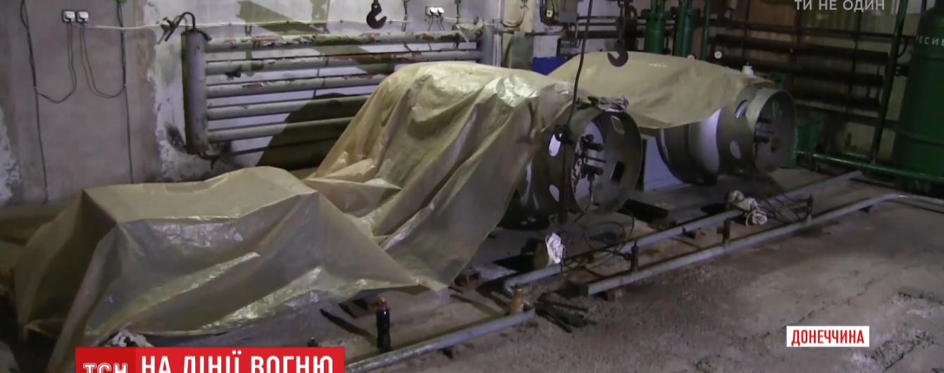 На Донбассе в серой зоне в случае попадания снарядов две тонны хлора могут убить все живое вокруг
