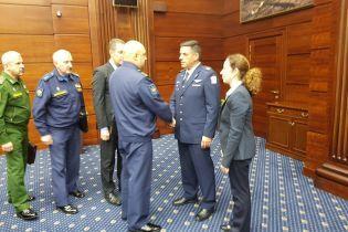 Израильские офицеры представили в Москве доклад по сбитому Ил-20