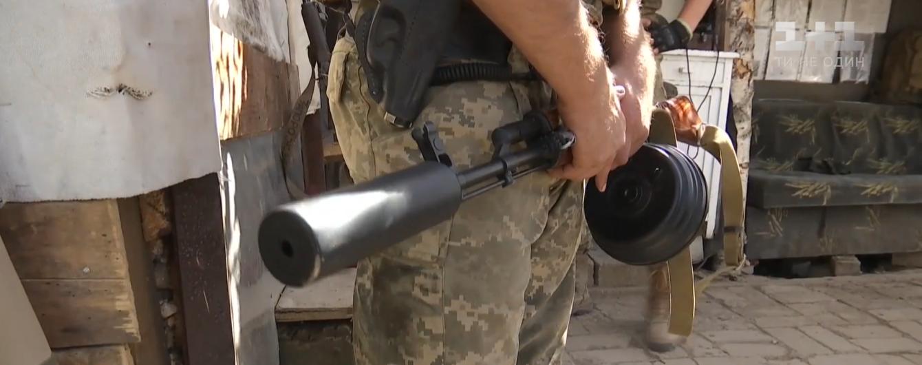 Боевики не прекращают адские обстрелы на передовой. Ситуаций на Донбассе