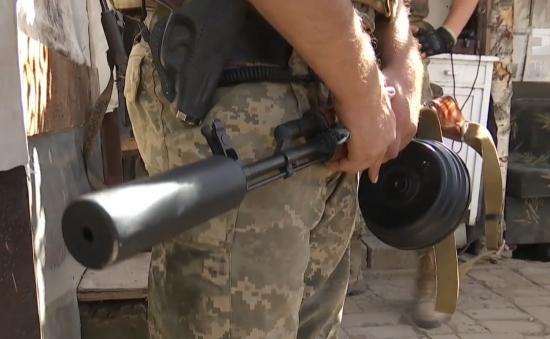 На передовій були поранені троє українських бійців. Ситуація на Донбасі загострилася