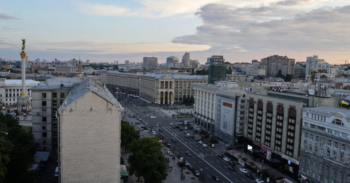 У Кличка готують документи для внесення Хрещатика до списку спадщини ЮНЕСКО