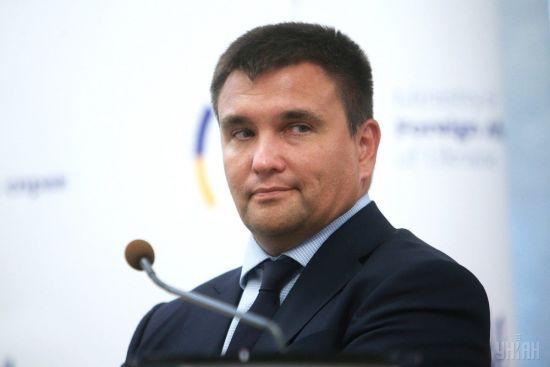 """""""Політична шизофренія"""". Клімкін розкритикував заяву УПЦ МП, в якій його назвали """"московським агентом"""""""
