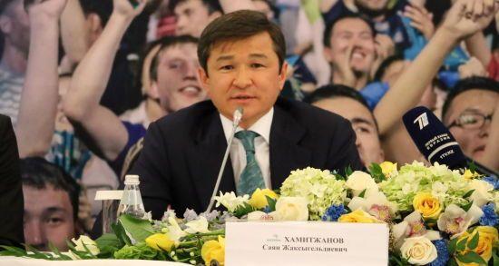 """Президент """"Астани"""" вибачився перед Суркісом після матчу з """"Динамо"""""""
