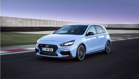 Hyundai планирует установить рекорд во время дебюта нового фастбека