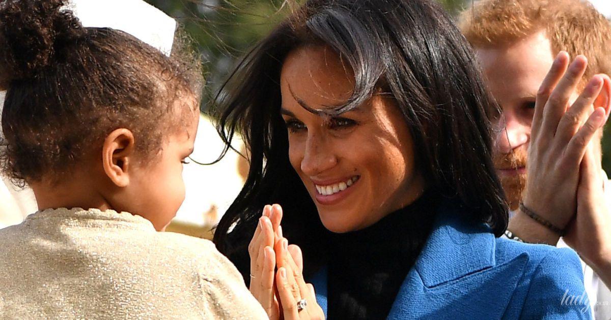 Герцогиня Сассекская Меган и принц Гарри @ Reuters