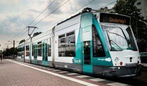 Перший у світі безпілотний трамвай запустили у Німеччині