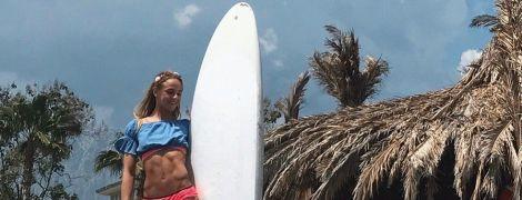 17-річна красуня-чемпіонка. Що постить в Instagram Дар'я Білодід