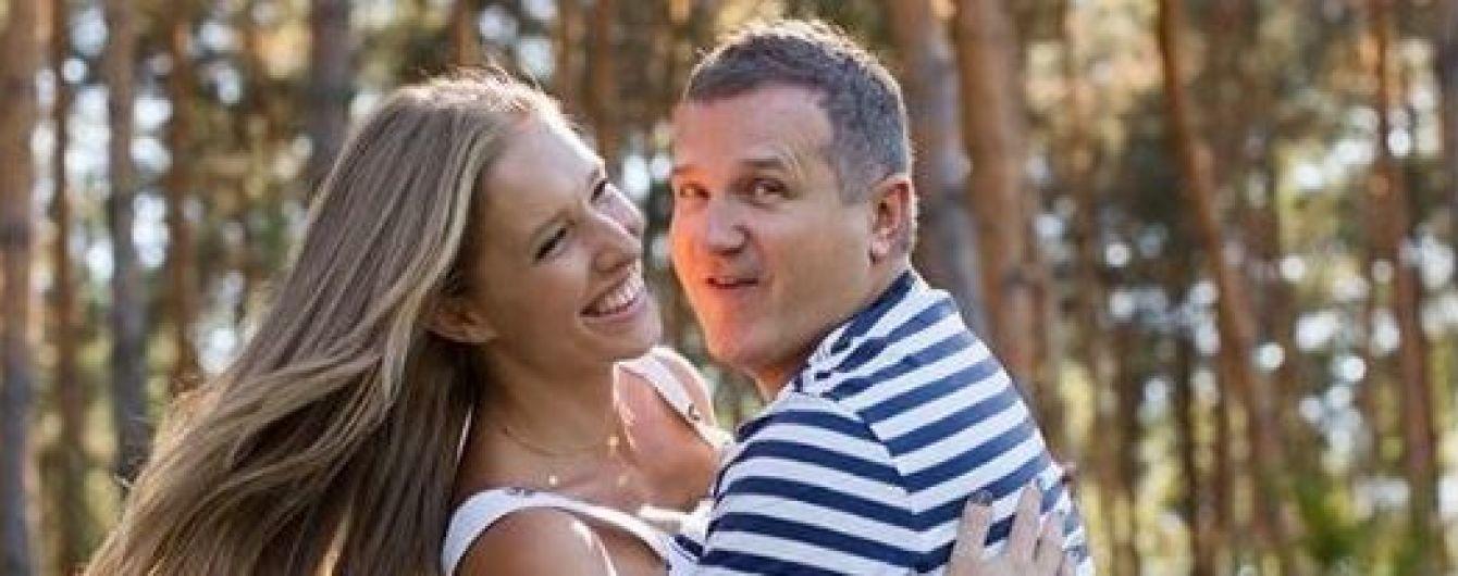Щасливі разом: Осадча та Горбунов показали родинну ідилію