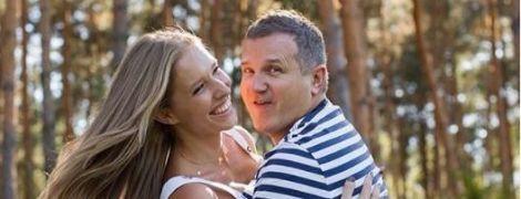 Счастливы вместе: Осадчая и Горбунов показали семейную идиллию