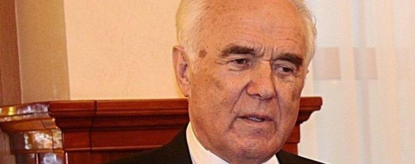 Умер бывший премьер-министр Украины