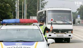 Патрульні виявили шалену кількість порушень у перевізників на Вінничині