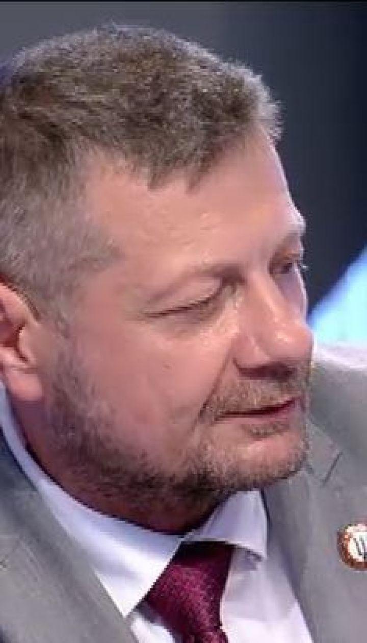 Мосійчук занепокоївся продажем тортів Roshen у Москві