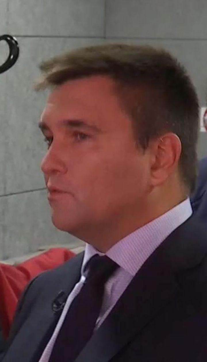Клімкін поговорить на Генасамблеї ООН Петером Сіярто щодо консулу Угорщини