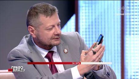 Мосийчук забеспокоился продажей тортов Roshen в Москве