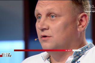 Шевченко звинуватив прокурора у вимаганні хабара в 20 тисяч доларів