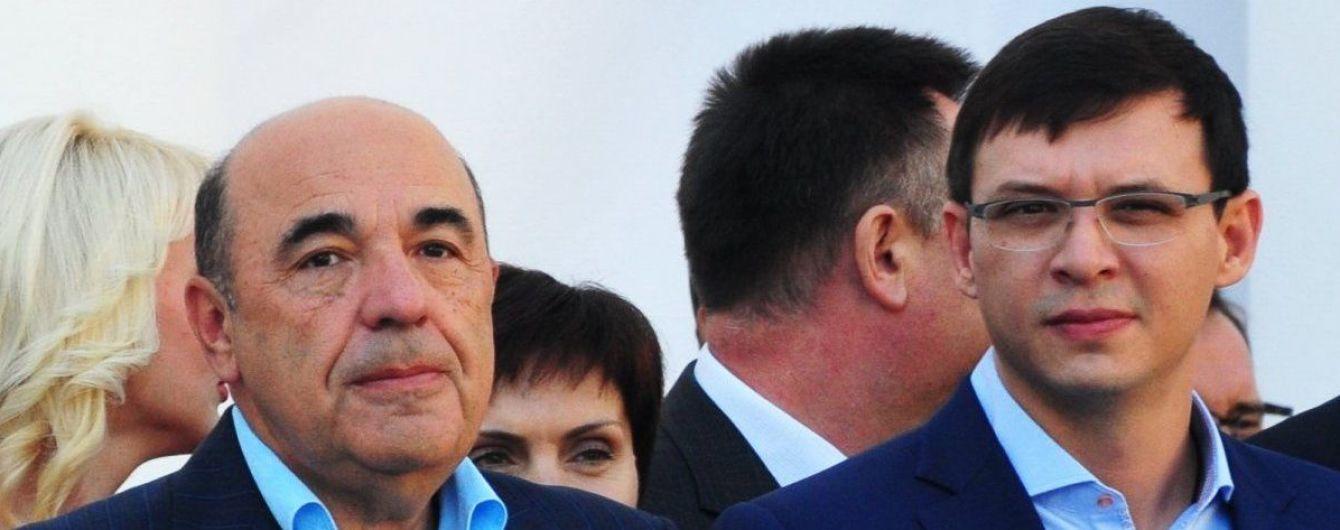 Мураев уходит из партии Рабиновича и создает собственную политсилу