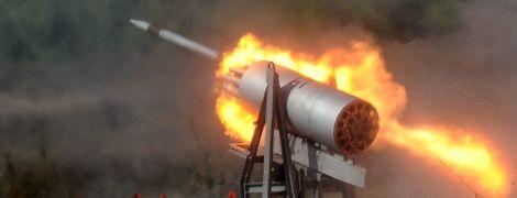 Вертольоти та зенітні установки: Турчинов показав випробування нової української зброї та техніки
