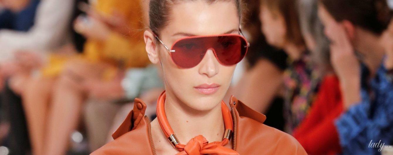 Невдалий образ Джіджі і стильна Белла - сестри Хадід на Тижні моди в Мілані