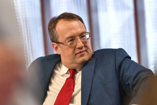 Очільника Вищої кваліфікаційної комісії суддів облили зеленкою заради помсти - Геращенко