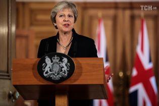 Перемовини щодо Brexit зайшли у глухий кут – Мей