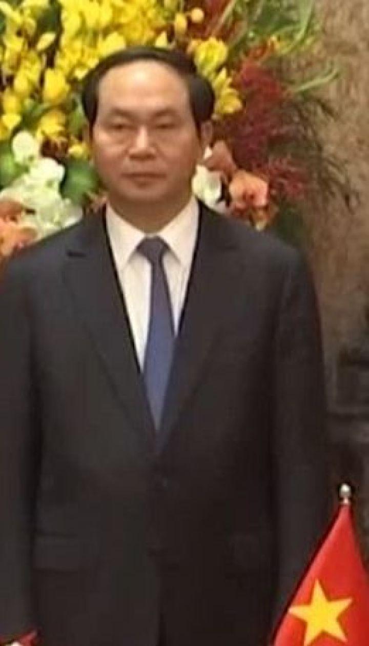 Після тяжкої хвороби помер очільник В'єтнаму Чан Дай Куанг