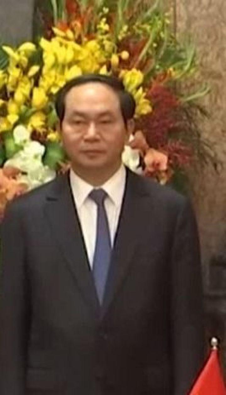 После тяжелой болезни умер глава Вьетнама Чан Дай Куанг