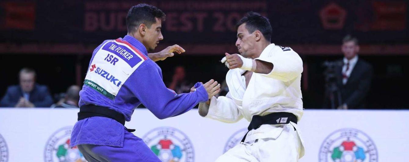Український дзюдоїст Зантарая здобув медаль чемпіонату світу у Баку