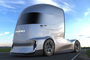Ford создал мощного конкурента нашумевшему грузовику Tesla