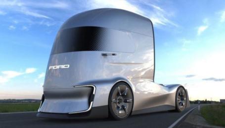 Ford створив потужного конкурента нашумілій вантажівці Tesla
