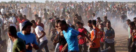 Унаслідок сутичок на кордоні Ізраїлю з Сектором Гази були поранені 130 палестинців
