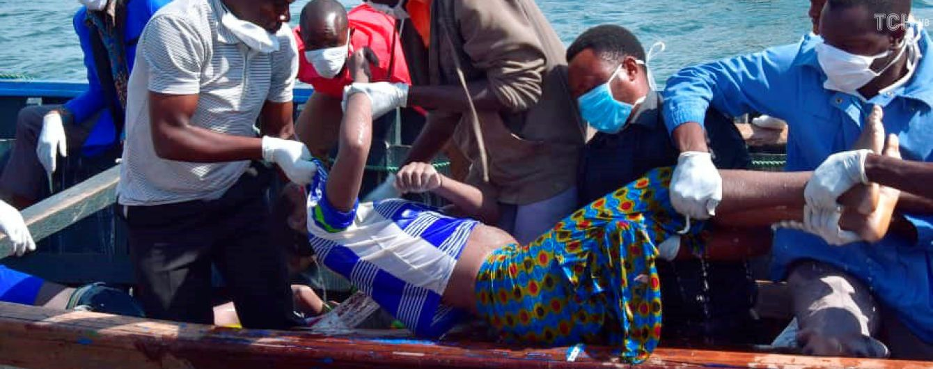 В Танзании возросло количество погибших в результате аварии парома