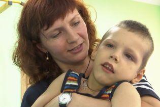 Помощь нужна 4-летнему мальчику из Винницкой области