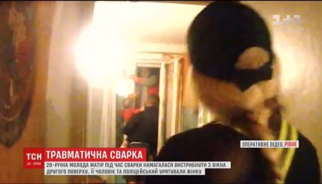 В Ровно мать хотела покончить с собой на глазах у ребенка во время семейной ссоры