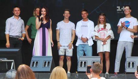 """Фестиваль """"ВідеоЖара 2018"""": таємниці особистого життя акторів серіалу """"Школа"""""""