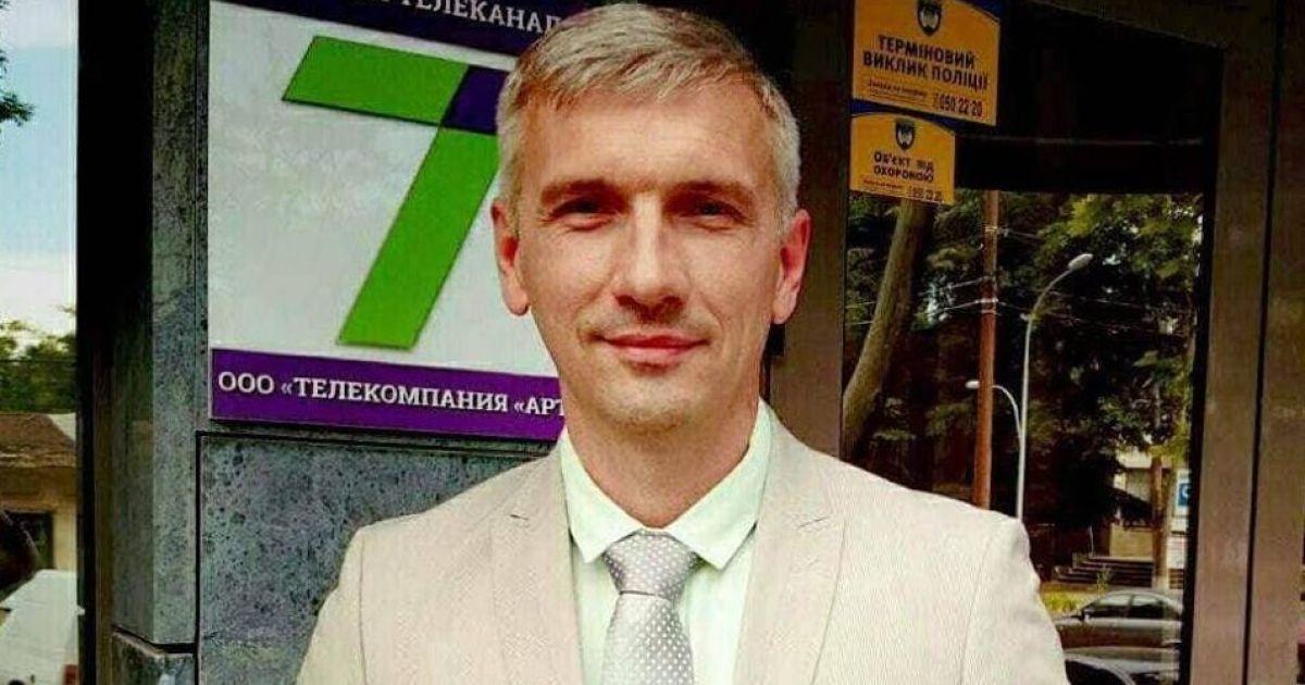 У поліції дали кваліфікацію нападу на активіста в Одесі