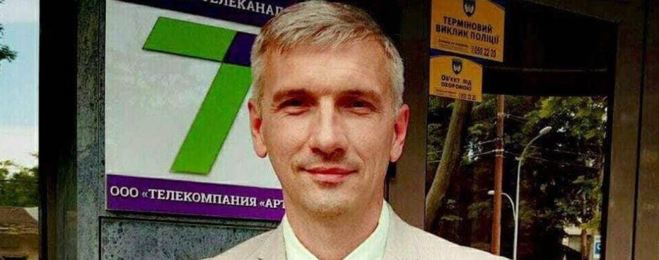 После операции вернулся активист Михайлик, в которого стреляли в Одессе