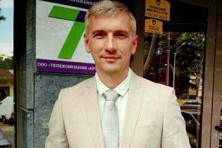 До України після операції повернувся активіст Михайлик, в якого стріляли в Одесі
