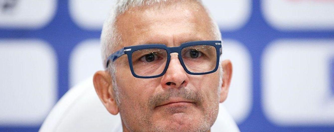 Главный тренер новичка УПЛ ушел в отставку