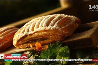 Плетений пиріг з яблуками – Солодка неділя