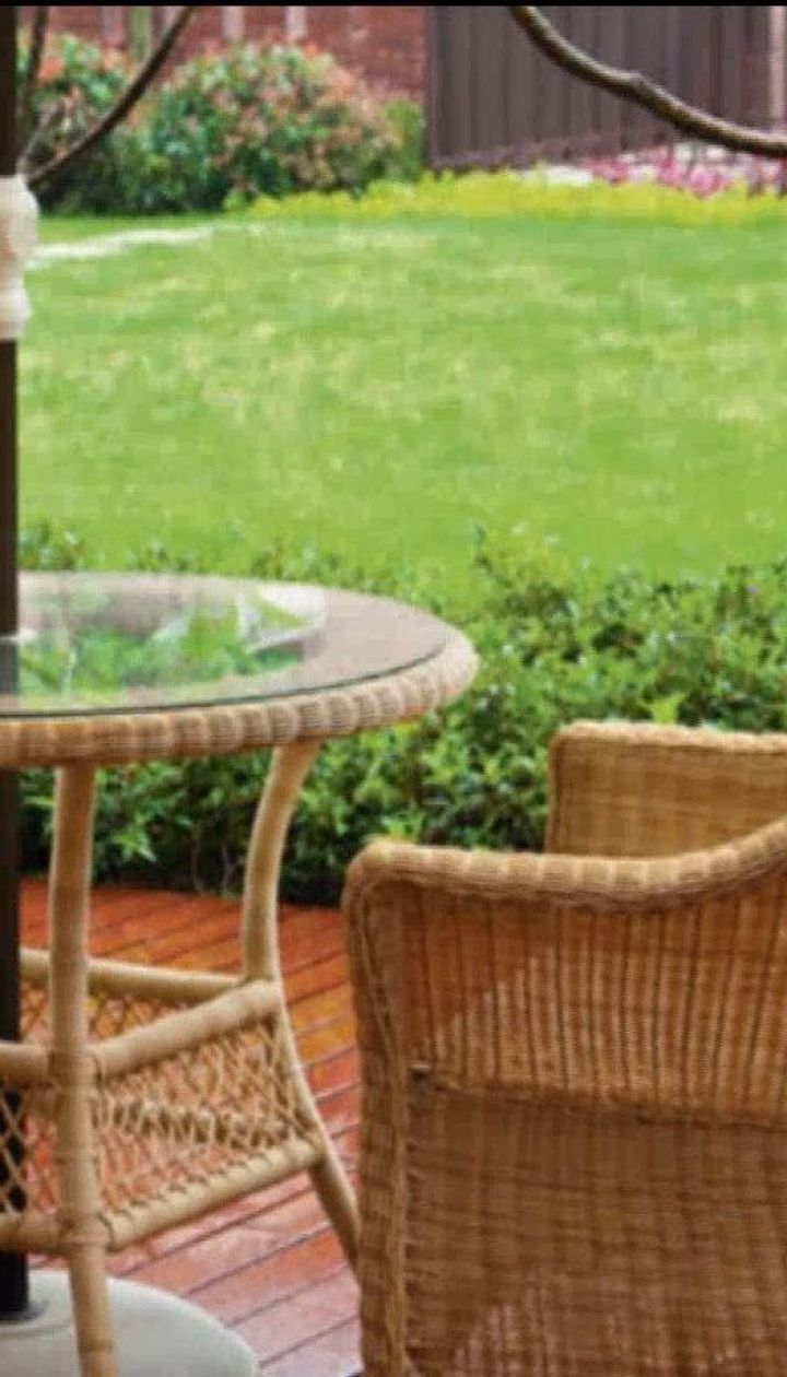 Як підготувати садові меблі до холодів - Осінь на дачі