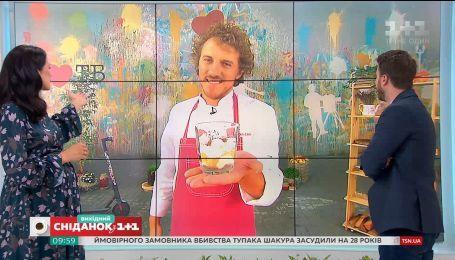 Рецепт розібраного чизкейку від Євгена Клопотенка