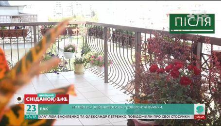 Наталья Подлесная соединила на балконе сад, огород и цветник – Турнир балконов