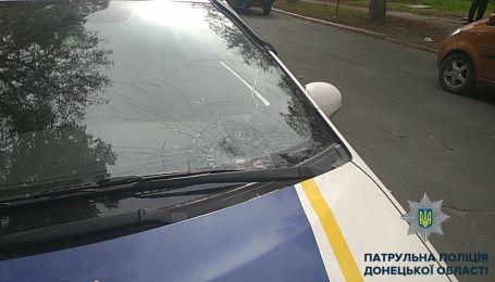 Патрульні Маріуполя збили жінку на пішохідному переході