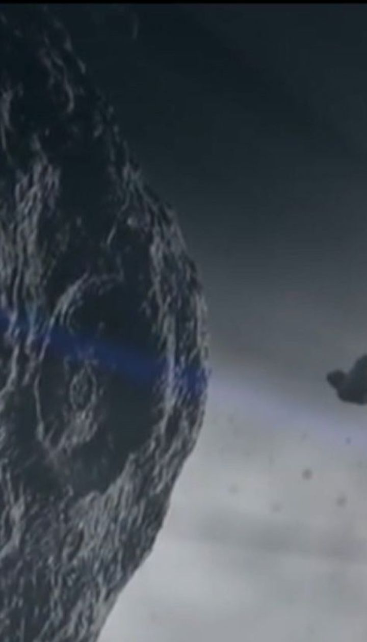 Двое японских роботов приземлились на астероиде Рюгу