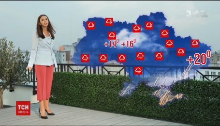 Осінь прийшла: на Україну насувається небезпечний буревій
