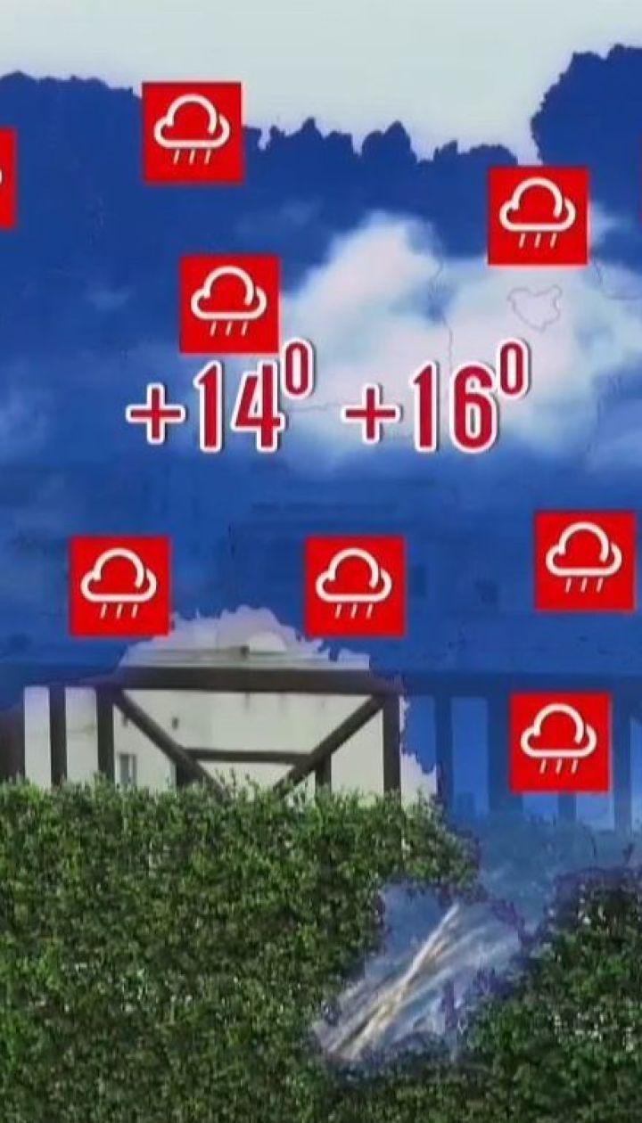 Осень пришла: на Украину надвигается опасный ураган
