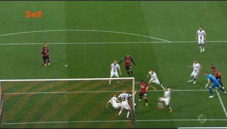 Шахтер - Черноморец - 3:0. Видео-обзор матча